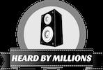 Heard by Millions